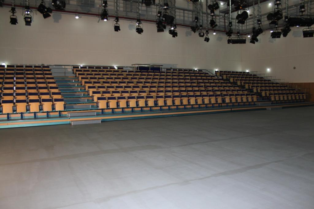Студия телевидения в г. Ташкенте